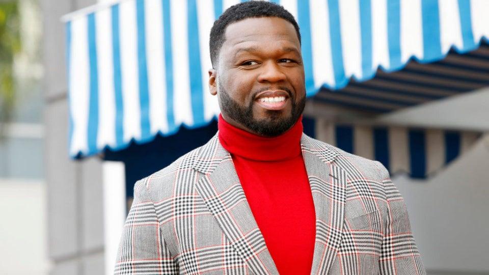 50 Cent: 'Vote For Trump'