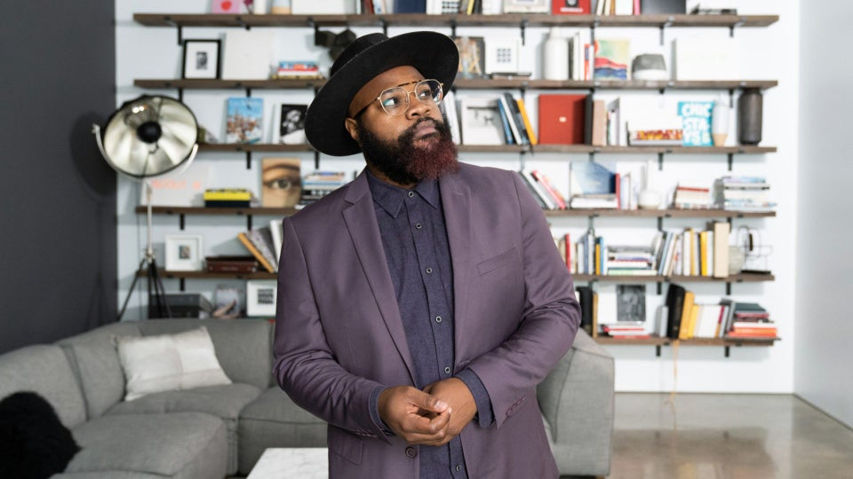 Meet Chris Lawrence, A Wordsmith with Style and Purpose