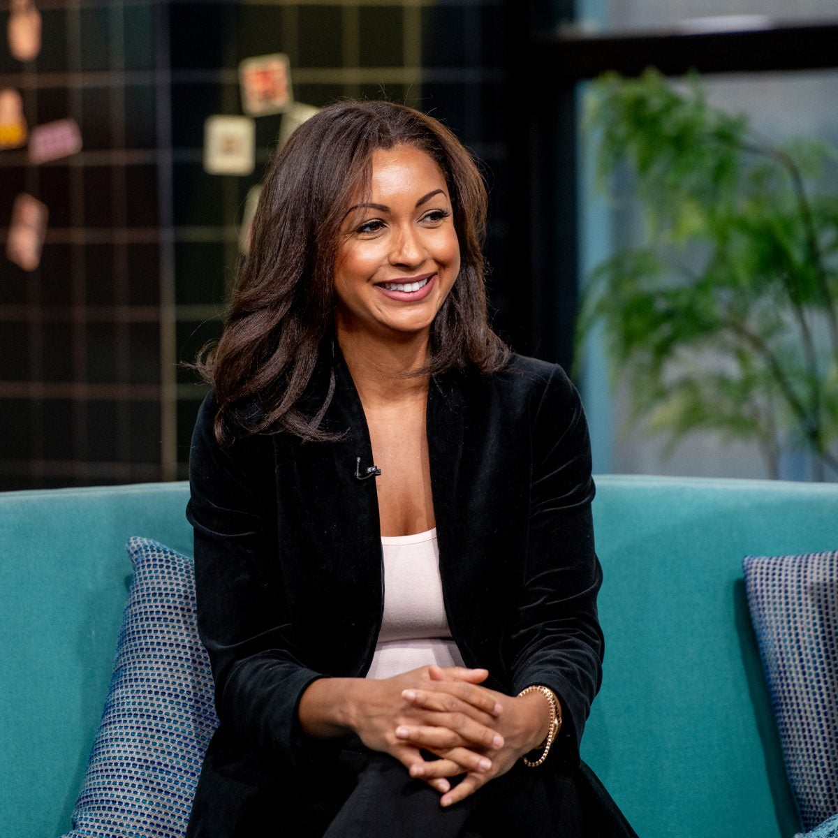 5 Things To Know About Eboni K. Williams, The Newest 'RHONY' Cast Member