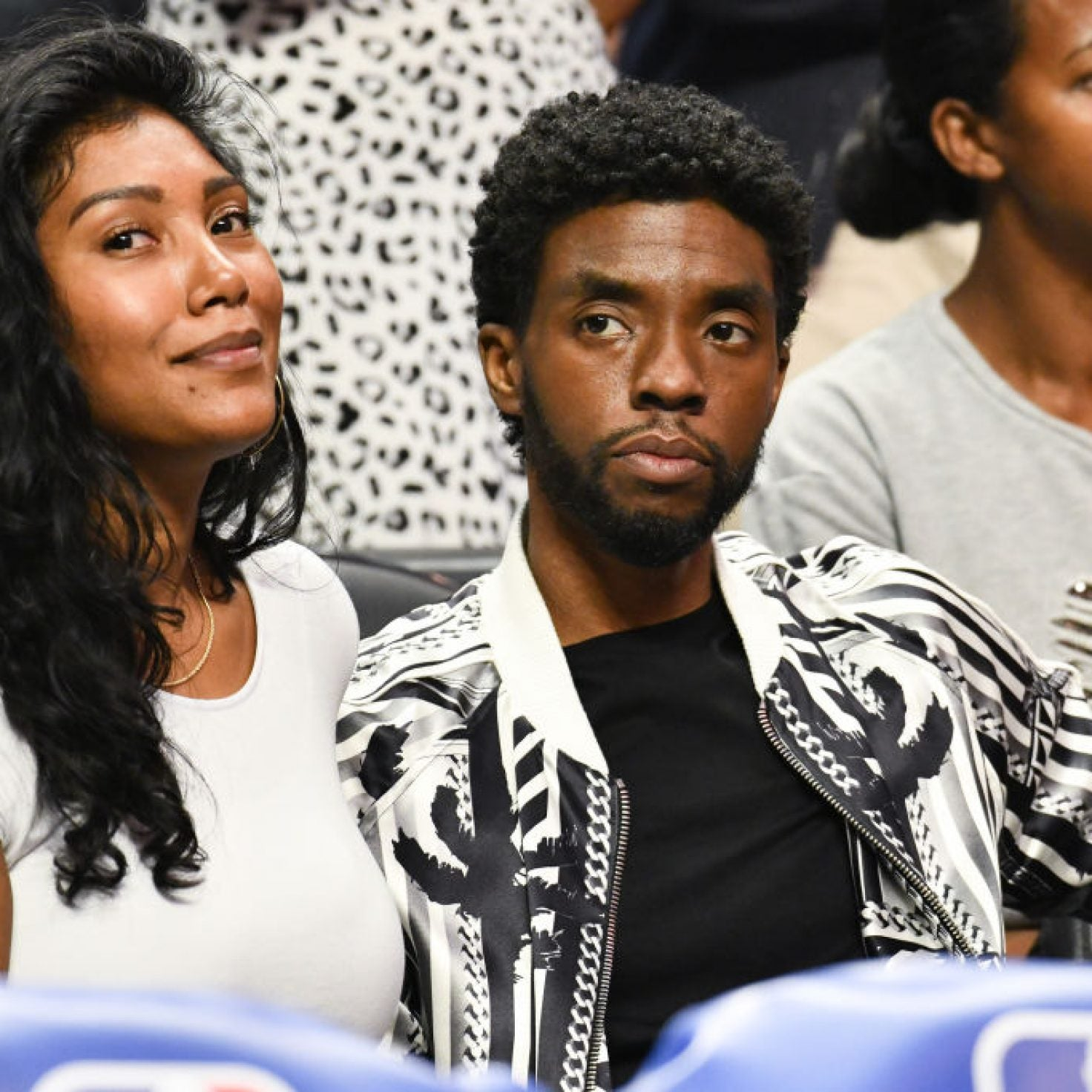 Chadwick Boseman's Wife Files Probate Case After Actor Passes Away Without A Will