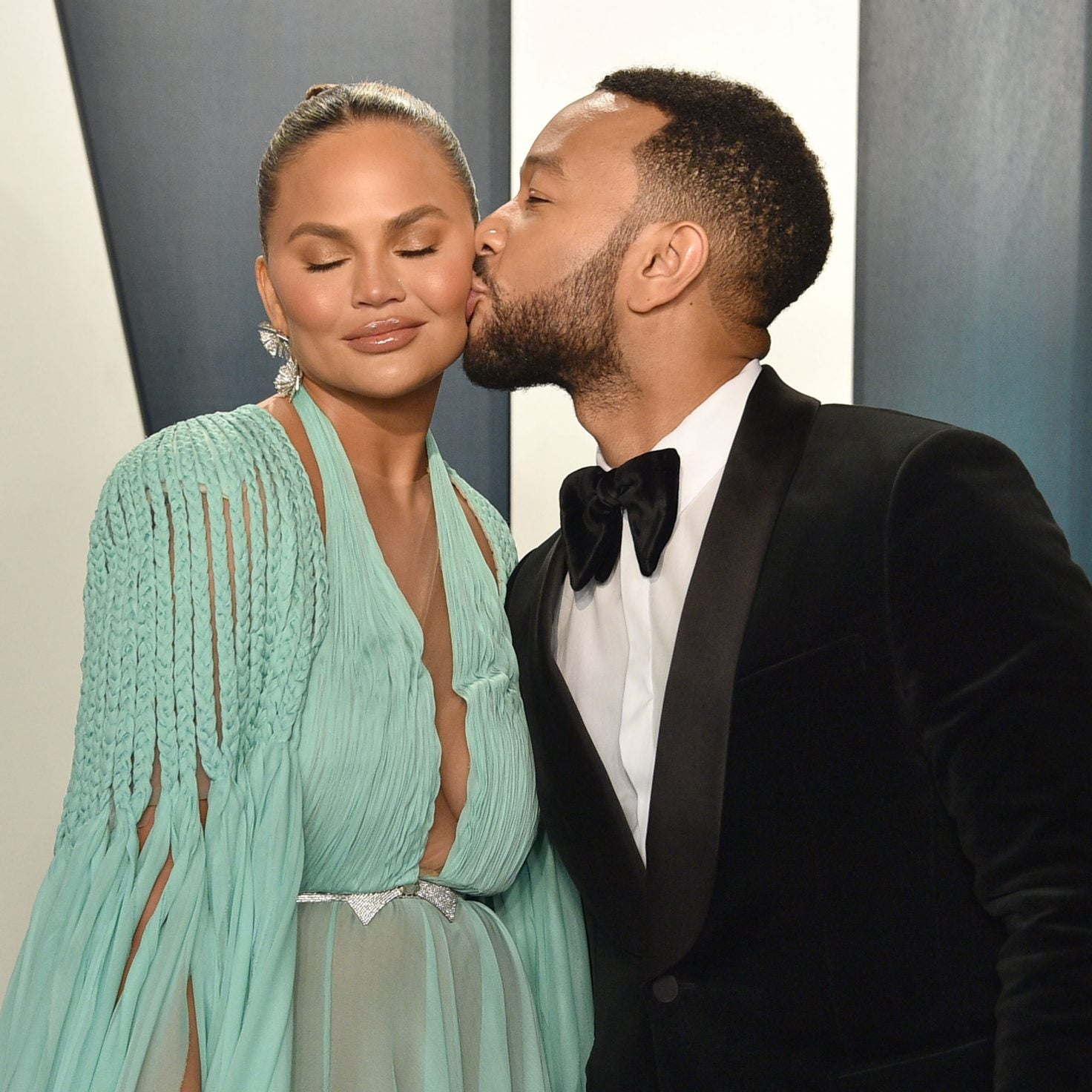 John Legend Performs Emotional Tribute To Wife Chrissy Teigen At Billboard Music Awards