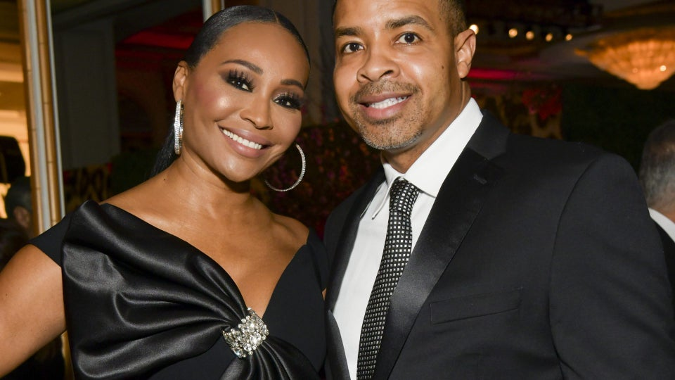 RHOA's Cynthia Bailey and Mike Hill Are Married