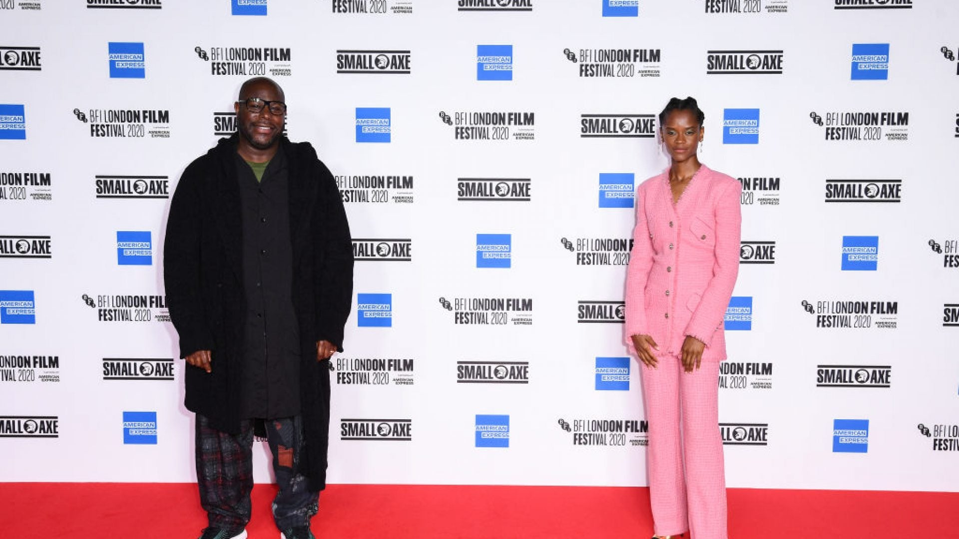 Letitia Wright And Steve McQueen Headline Socially Distant BFI London Film Festival