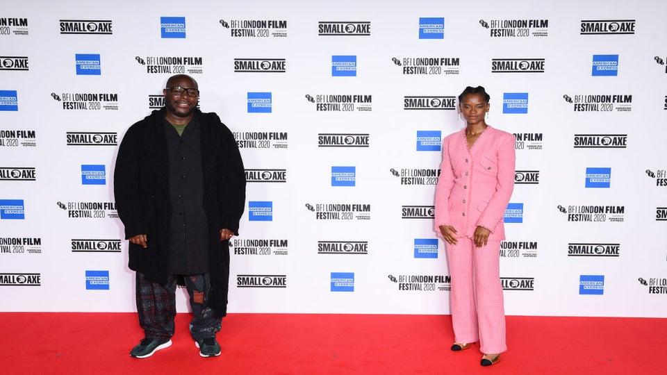 Letitia Wright And Steve McQueen Headline Socially Distant BFI London Film Festival