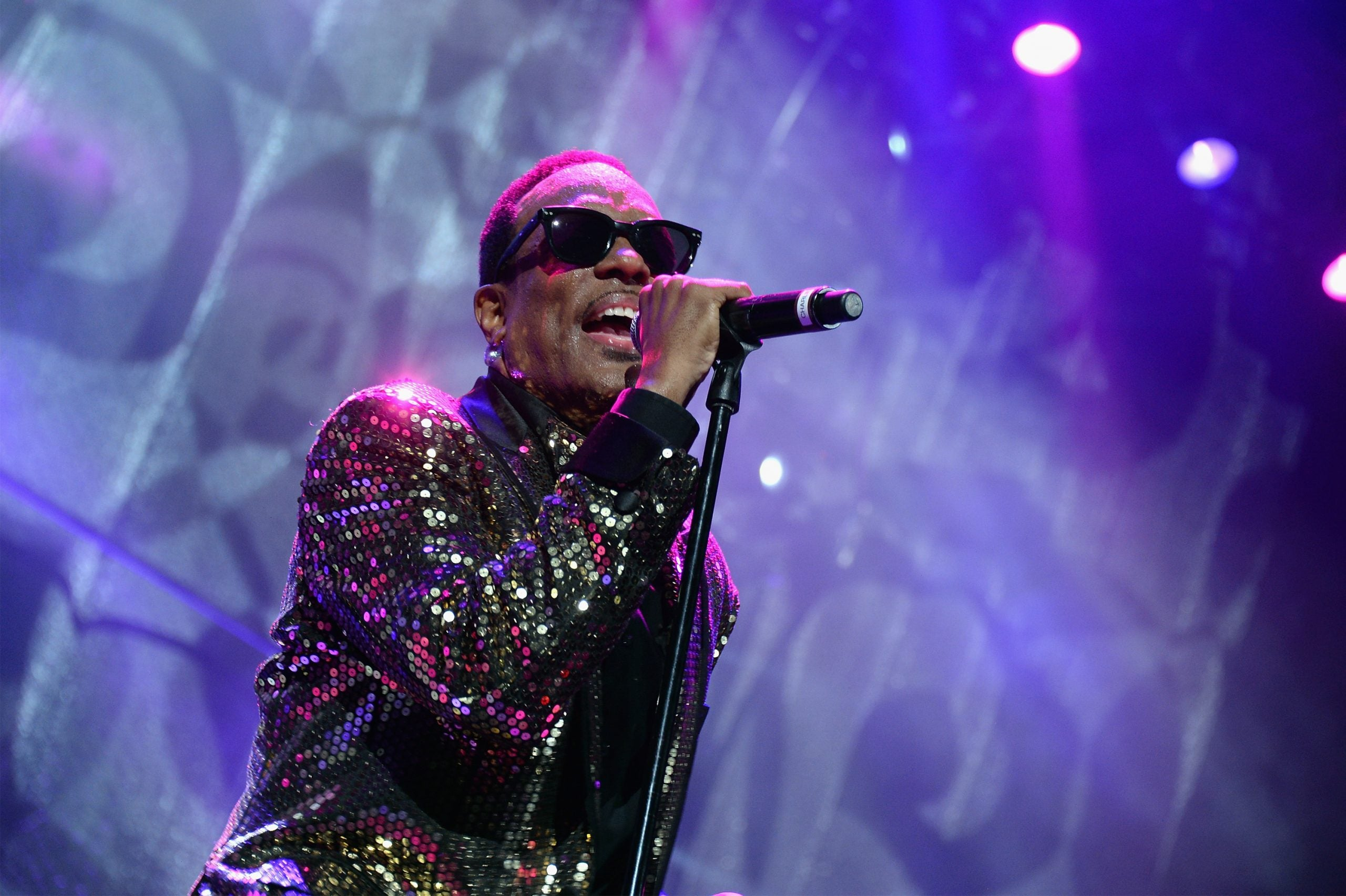 Charlie Wilson Embraces 2021 With A 'Thankful New Year' Playlist