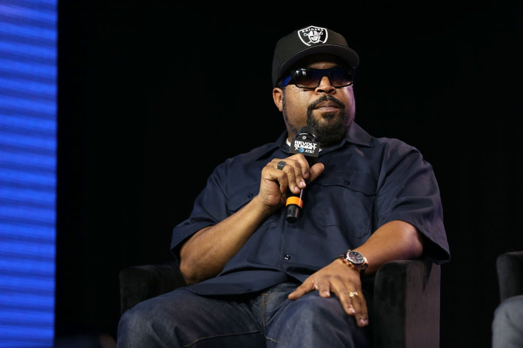 Ice Cube, Black Men And The 2020 Election