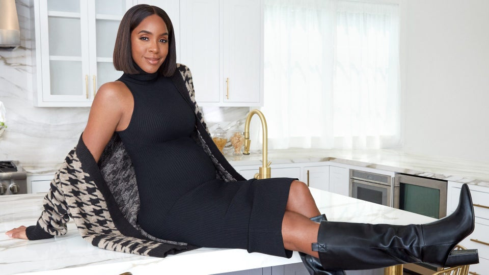 Kelly Rowland Collaborates With JustFab For Fall Collection