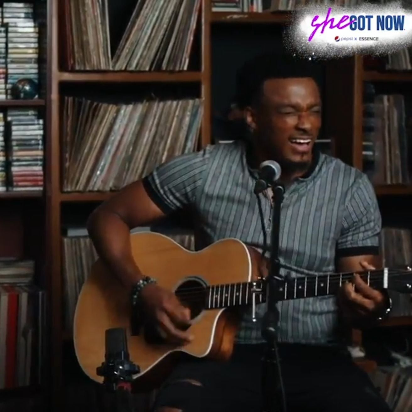 Watch Jonathan McReynolds & DOE Serenade Our Souls With A Magical Performance