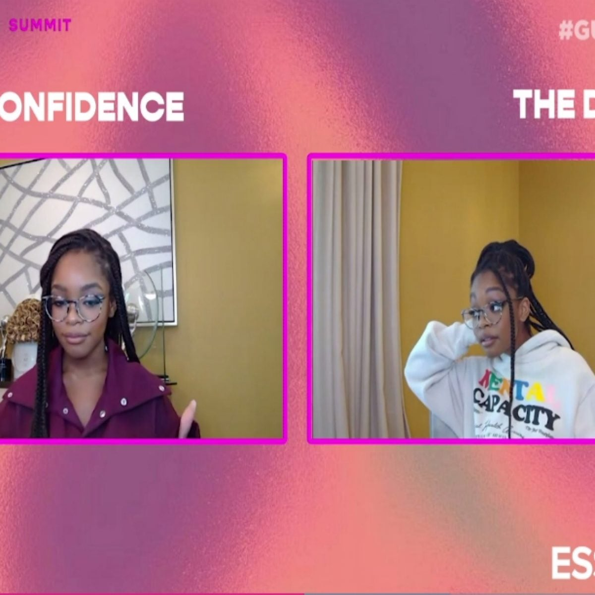 Watch Marsai Martin Shut Down Self-Doubt In This Hilariously Relatable Skit