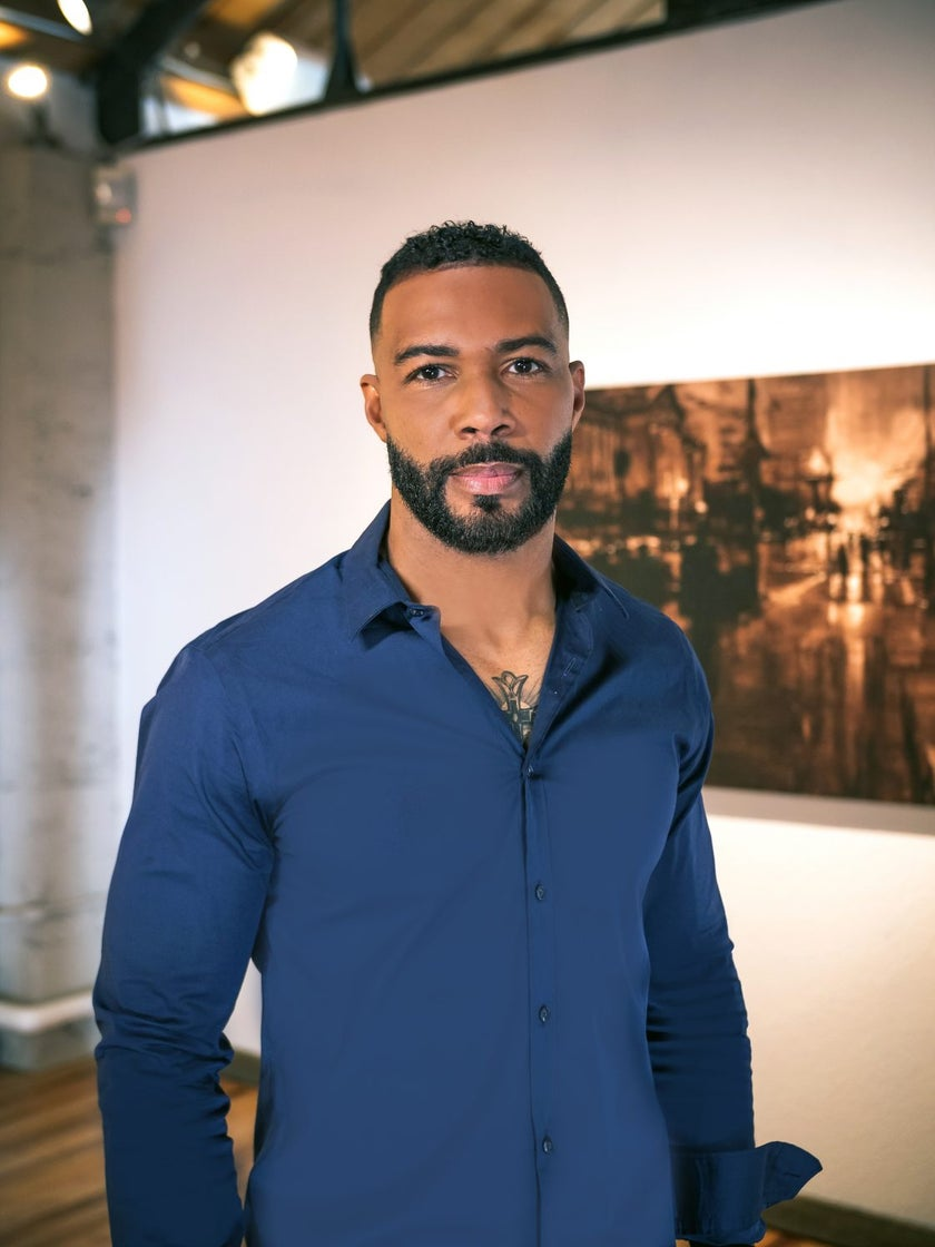 What Denzel and Pauletta Washington Did For Omari Hardwick That He'll Never Forget