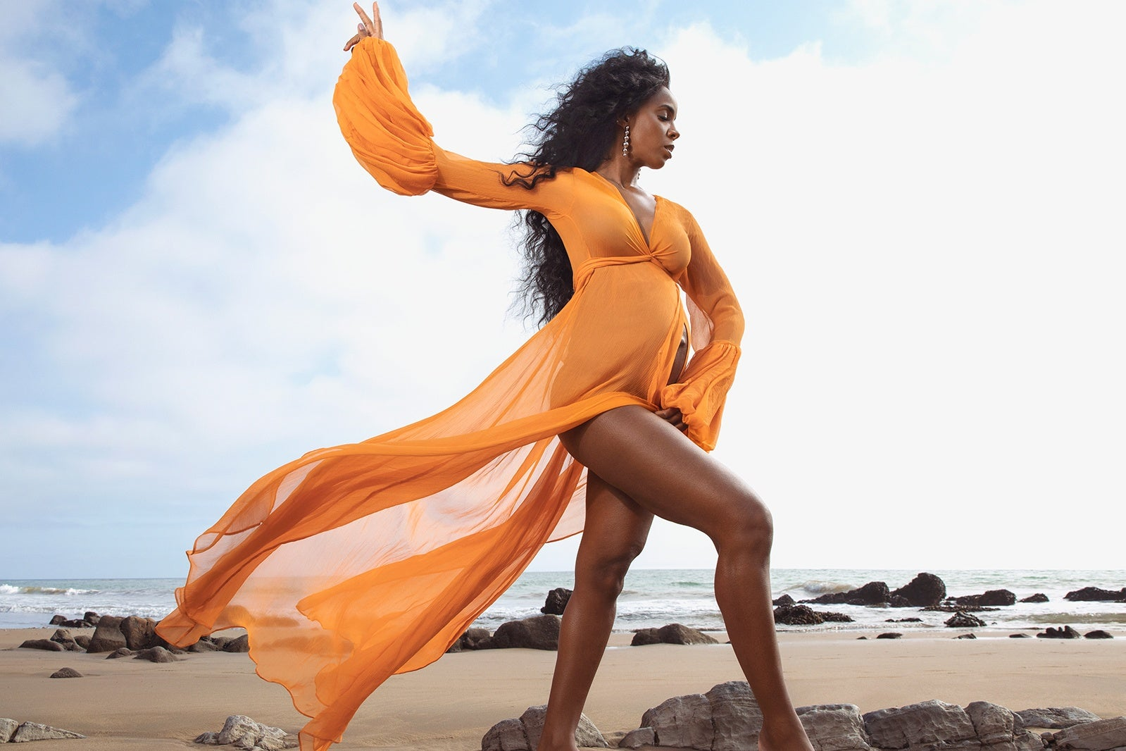 Surprise! Kelly Rowland Is Pregnant With Baby No. 2 - Essence
