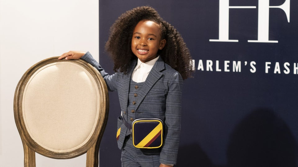 Zhuri James Host Janie And Jack x HFR Launch Event
