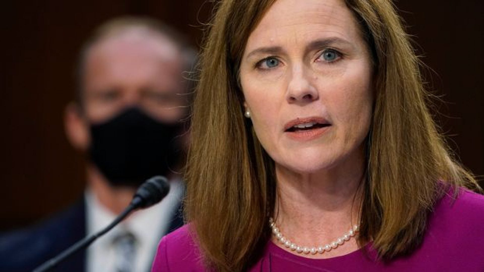 Senate Judiciary Committee Decides To Move Forward With Amy Coney Barrett Nomination