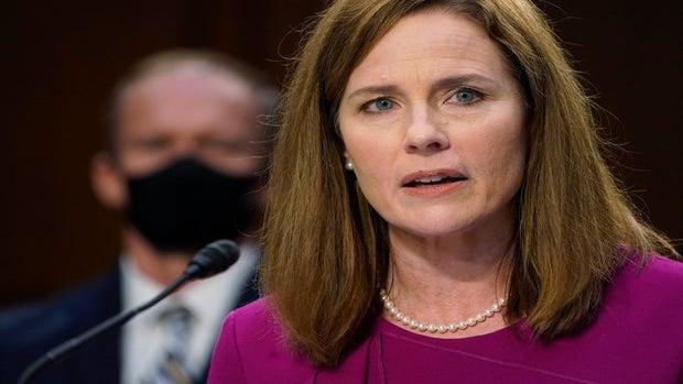 Senate Judiciary Committee Decides To Move Forward With Amy Coney Barrett Nomination