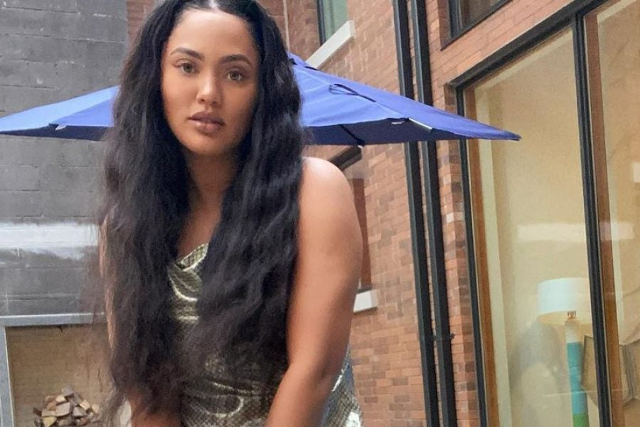 The Internet Reacts To Ayesha Curry's New Hair Color