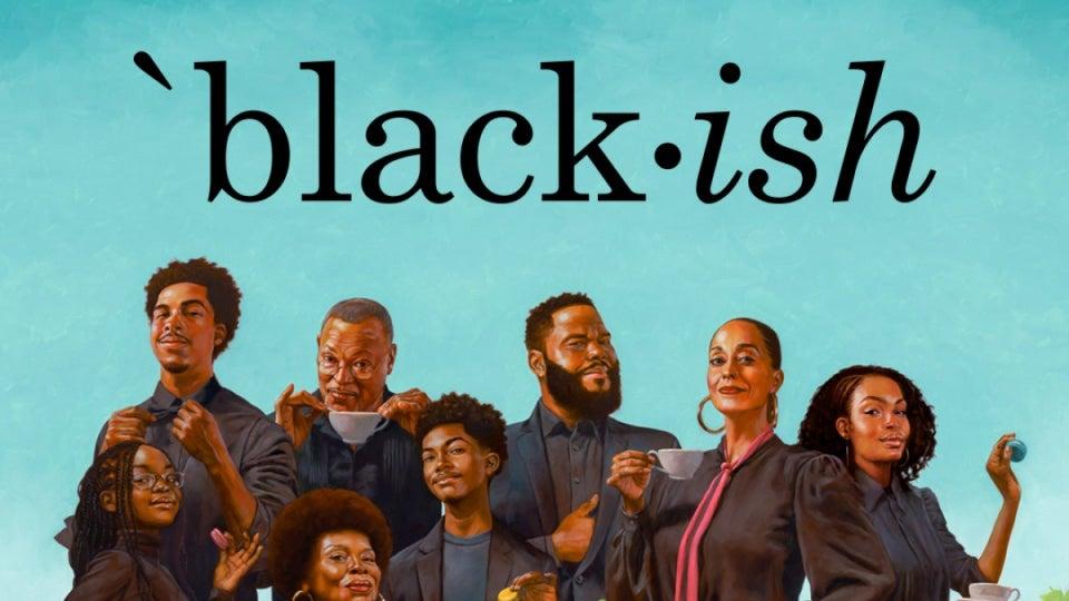 Artist Kadir Nelson Debuts 'Black-ish' Season 7 Cast Portrait
