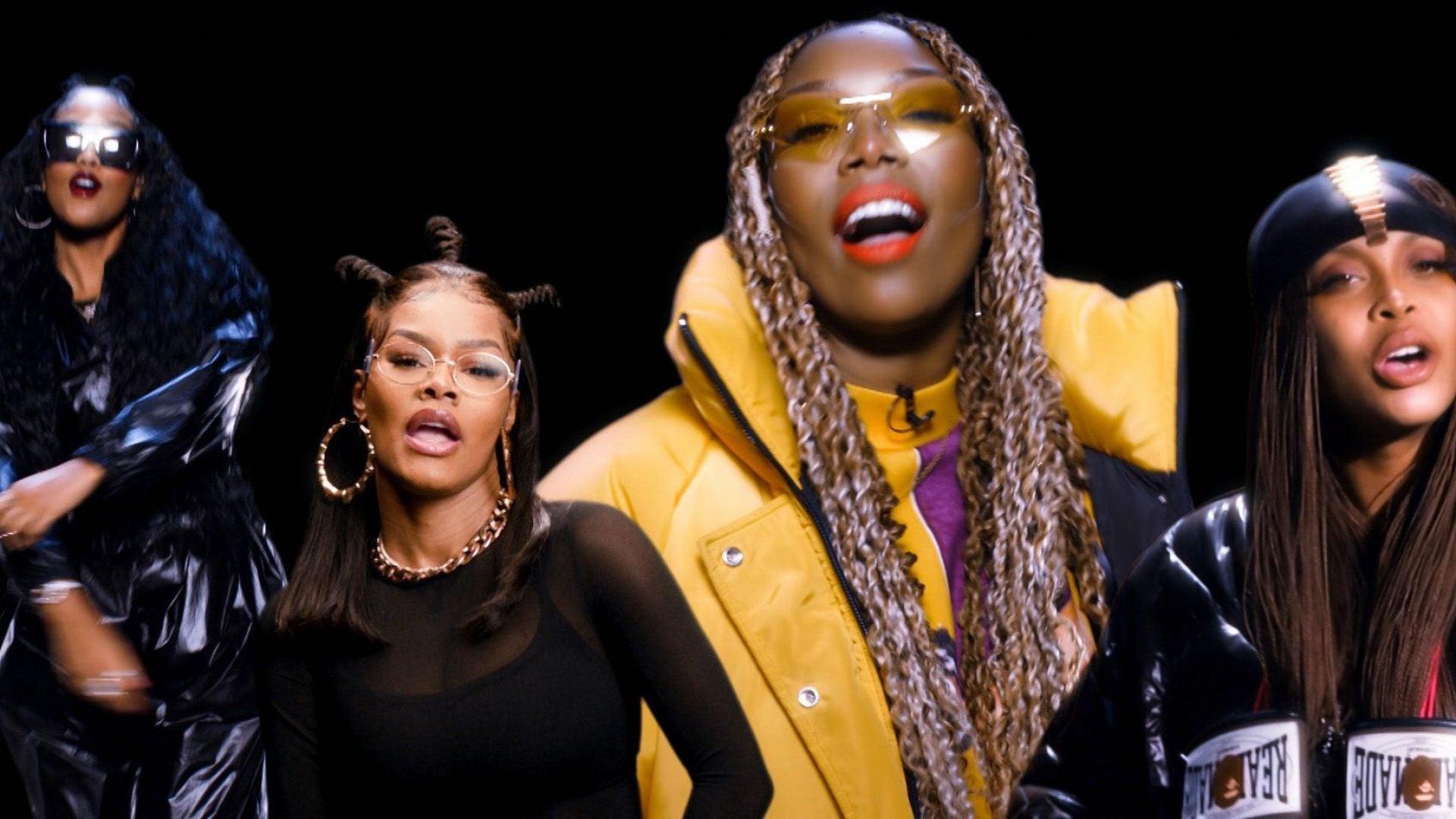 Watch Brandy, Erykah Badu, H.E.R. And Teyana Taylor Shut It Down At The BET Hip Hop Awards