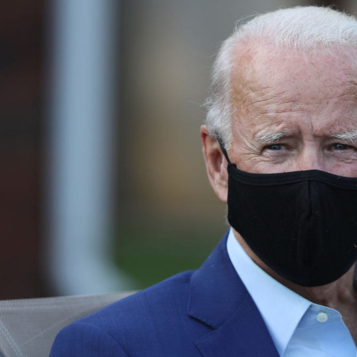 Joe Biden Tests Negative For COVID-19