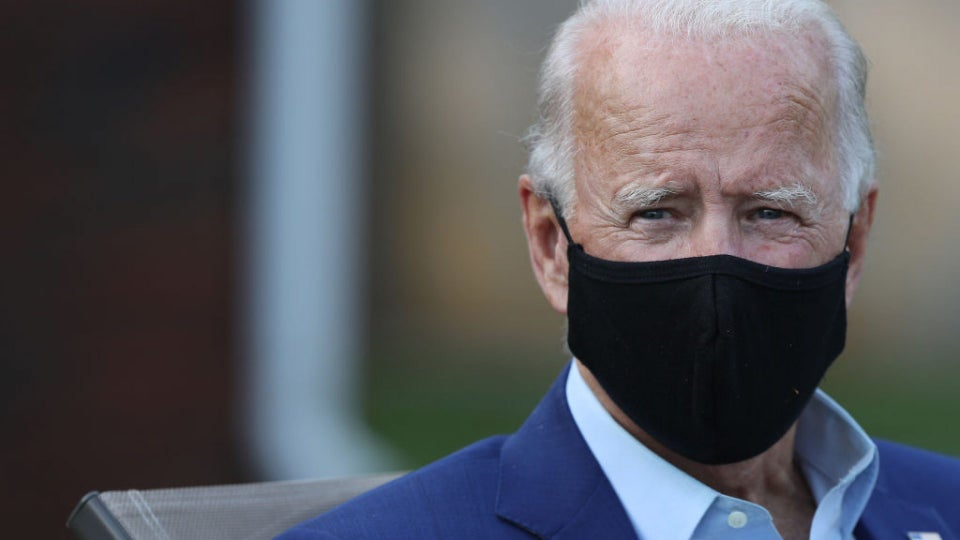 Biden Has Flown In Recent Days With Person Who Tested Positive For COVID-19