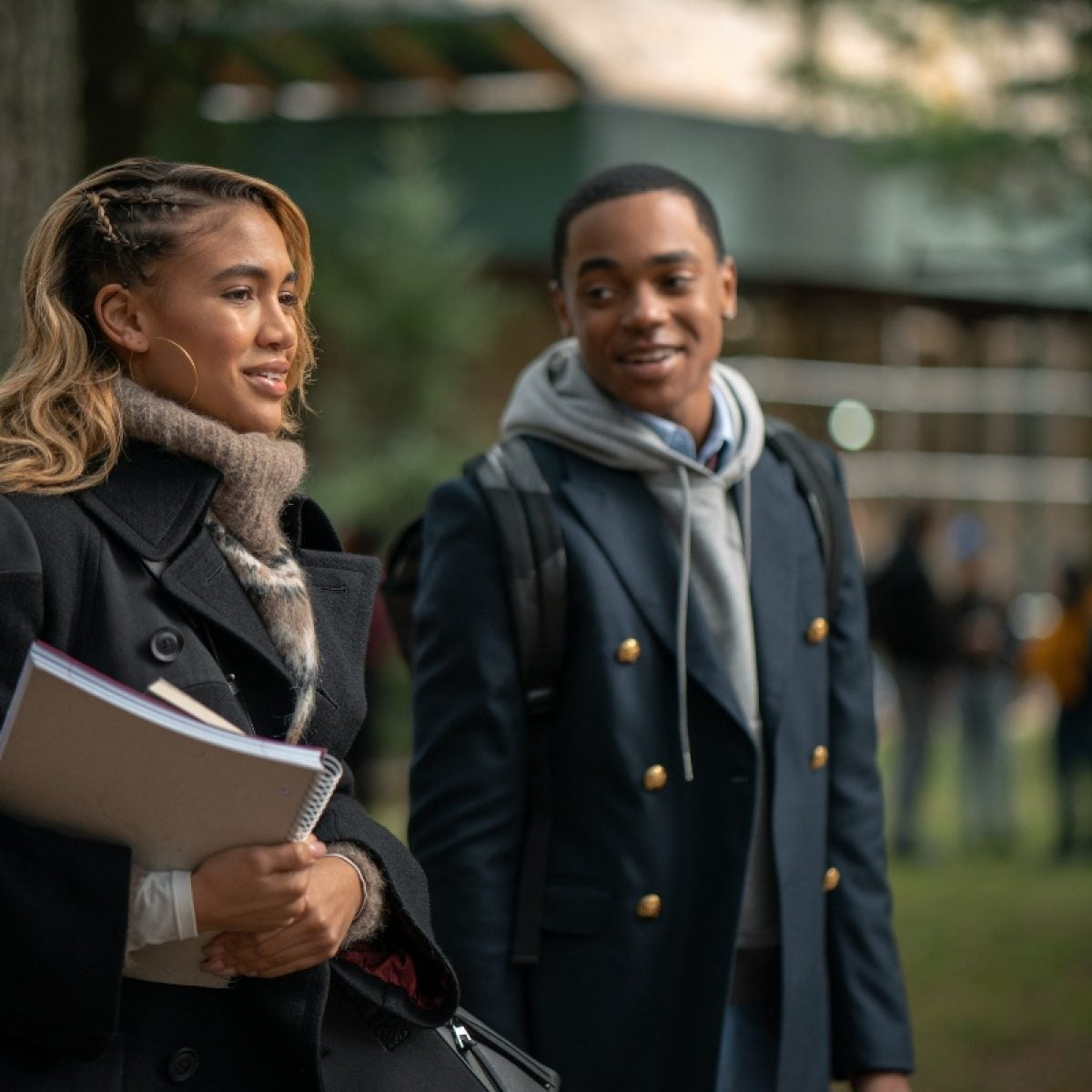 Power Book Chronicles: Is Tariq In Over His Head With Diana And Lauren? The Cast Weighs In