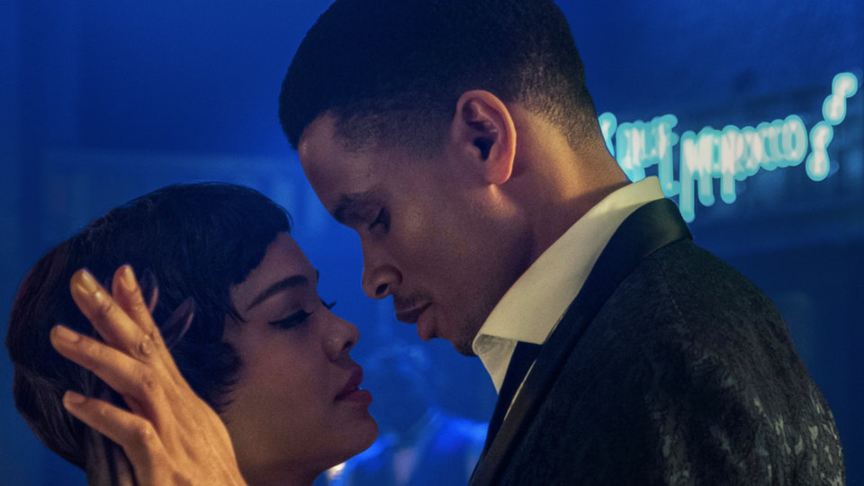 Get A First Look At Tessa Thompson In 1960's Drama 'Sylvie's Love'