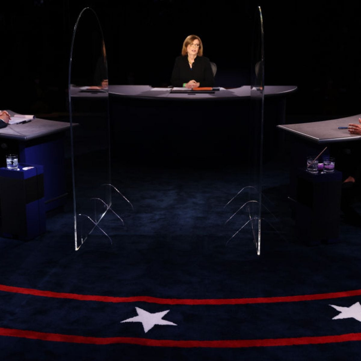 'Mr. Vice-President, I'm Speaking': Kamala Harris Chastises Mike Pence During First And Only VP Debate