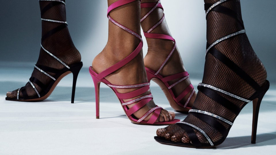 Fenty Releases Second Round Of Heels By Amina Muaddi