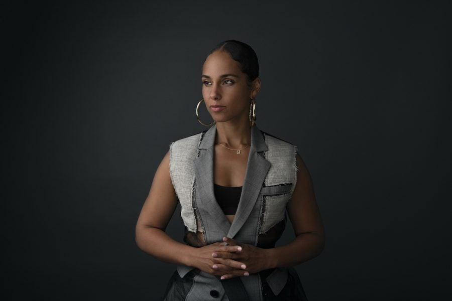 Alicia Keys To Teach MasterClass On Songwriting And Producing