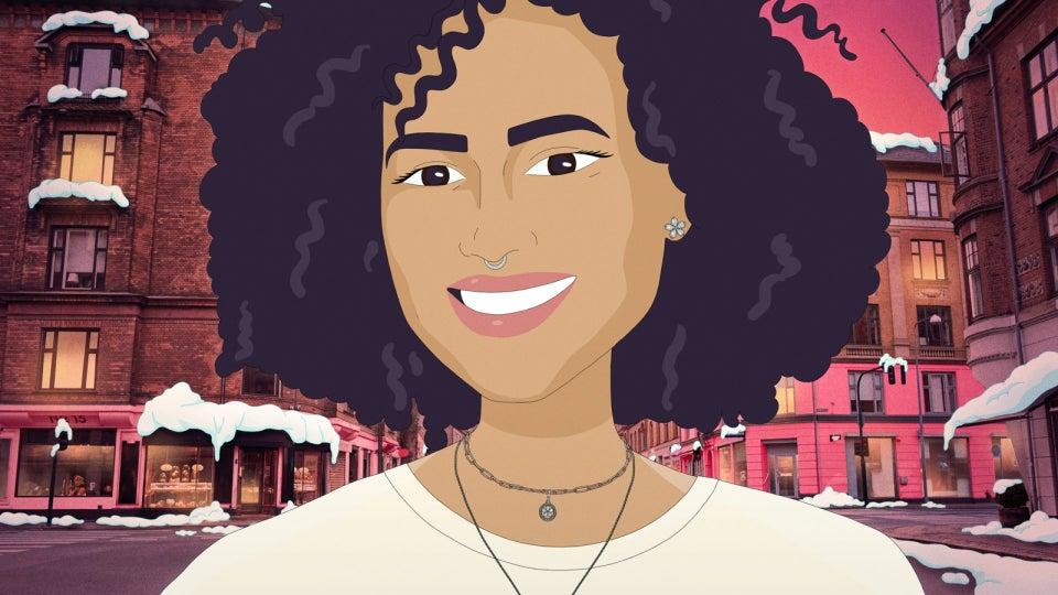 Nathalie Emmanuel Stars In Pandora's  Holiday Campaign