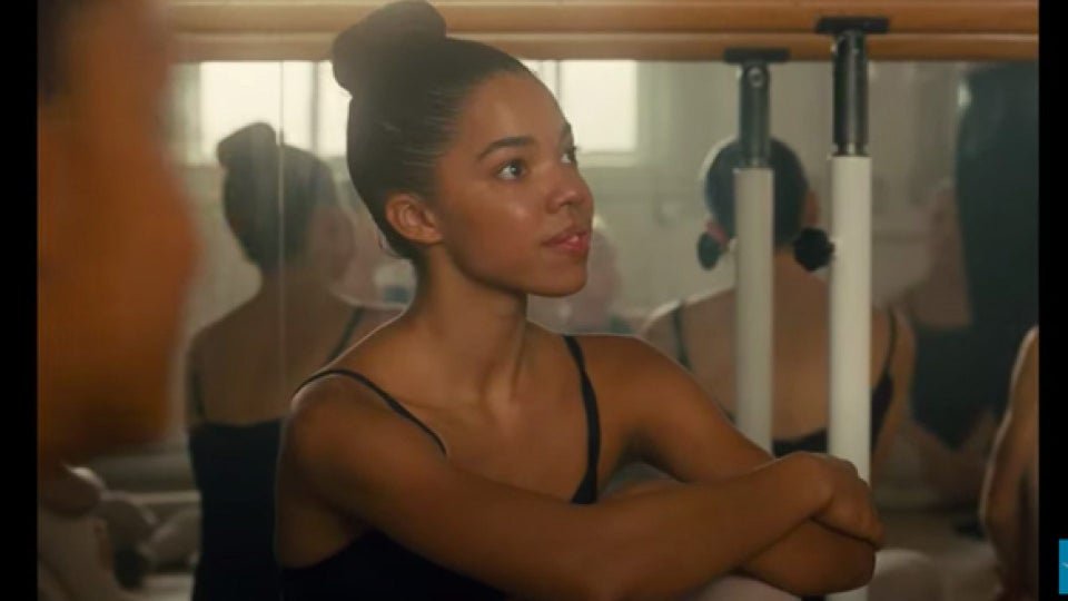 Amazon Releases Moving Advert Featuring Black Ballet Dancer