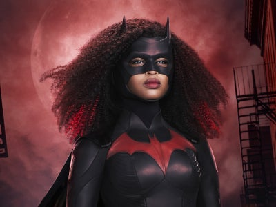The $10 Product Behind Batwoman's Perfect Curls