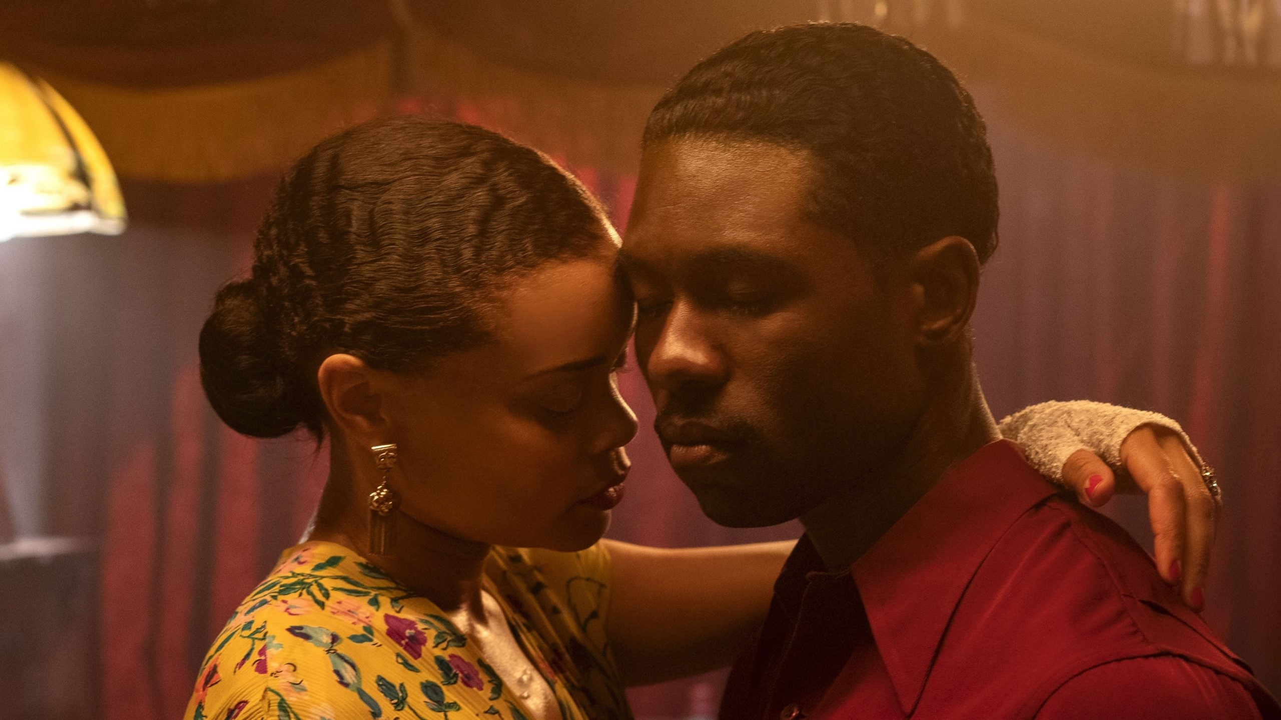 First Look: Andra Day and Trevante Rhodes in 'The United States vs. Billie Holiday'