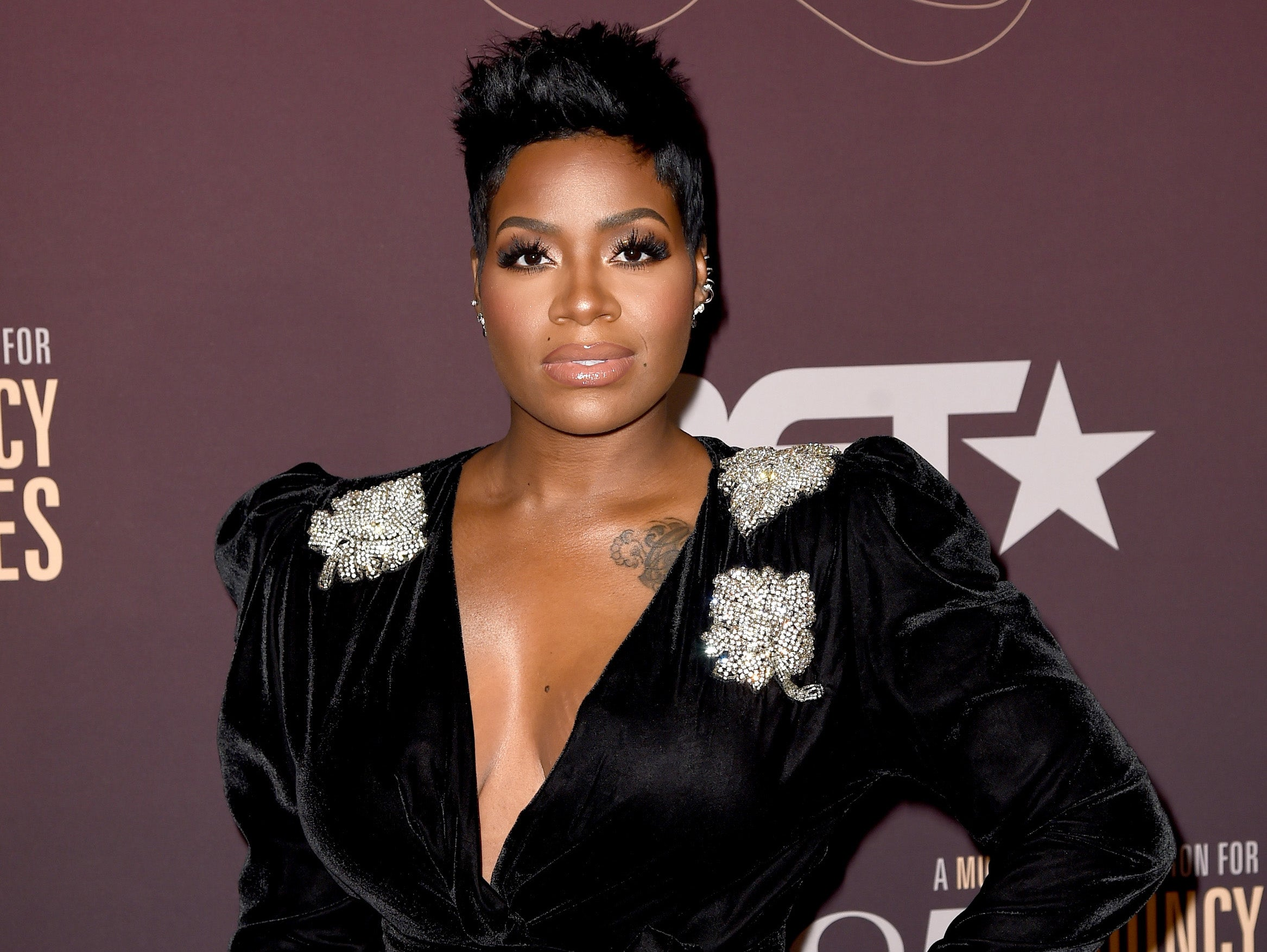 Oh Happy Day! Fantasia Is Pregnant With Her Third Child