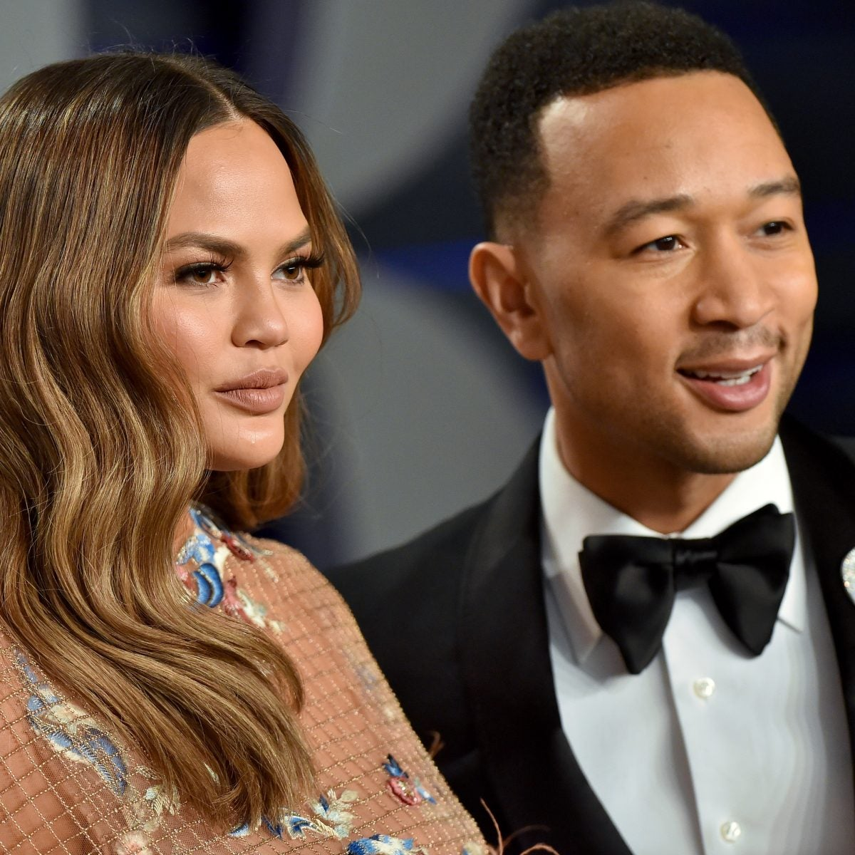 John Legend And Chrissy Teigen Are Holding On To Joy After Losing Their Son Jack