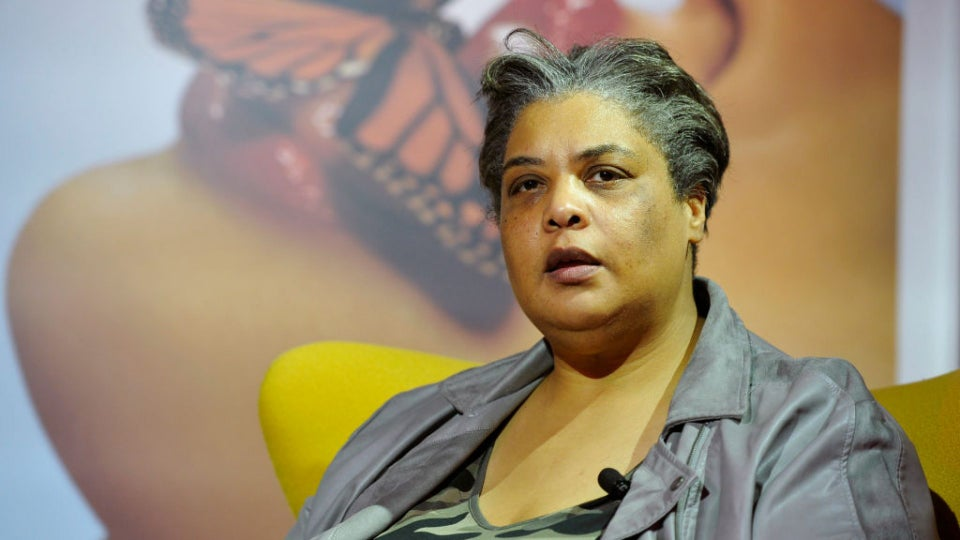 Roxane Gay Speaks On Audre Lorde's Literature and Legacy