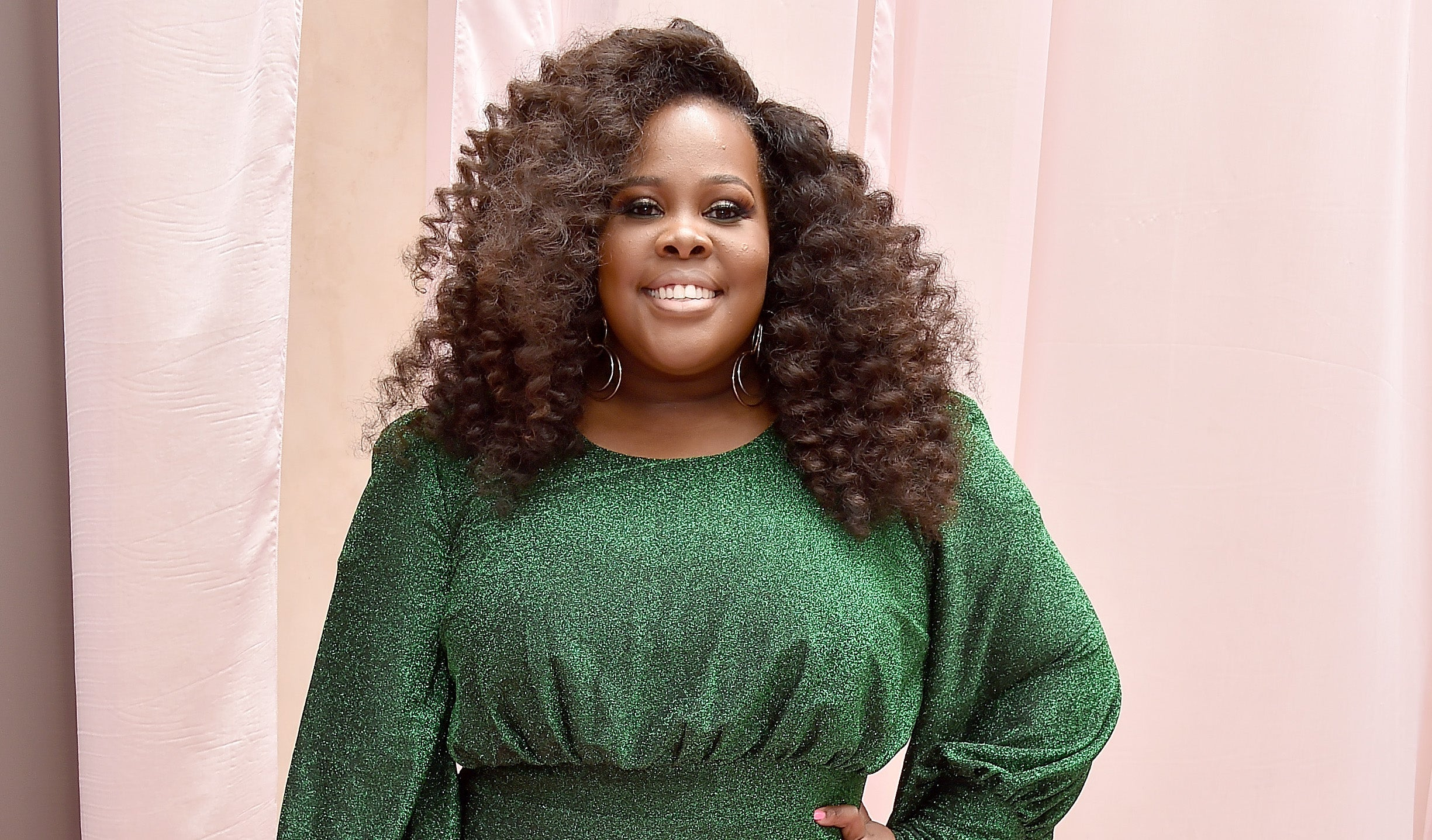 Singer Amber Riley Is Engaged!