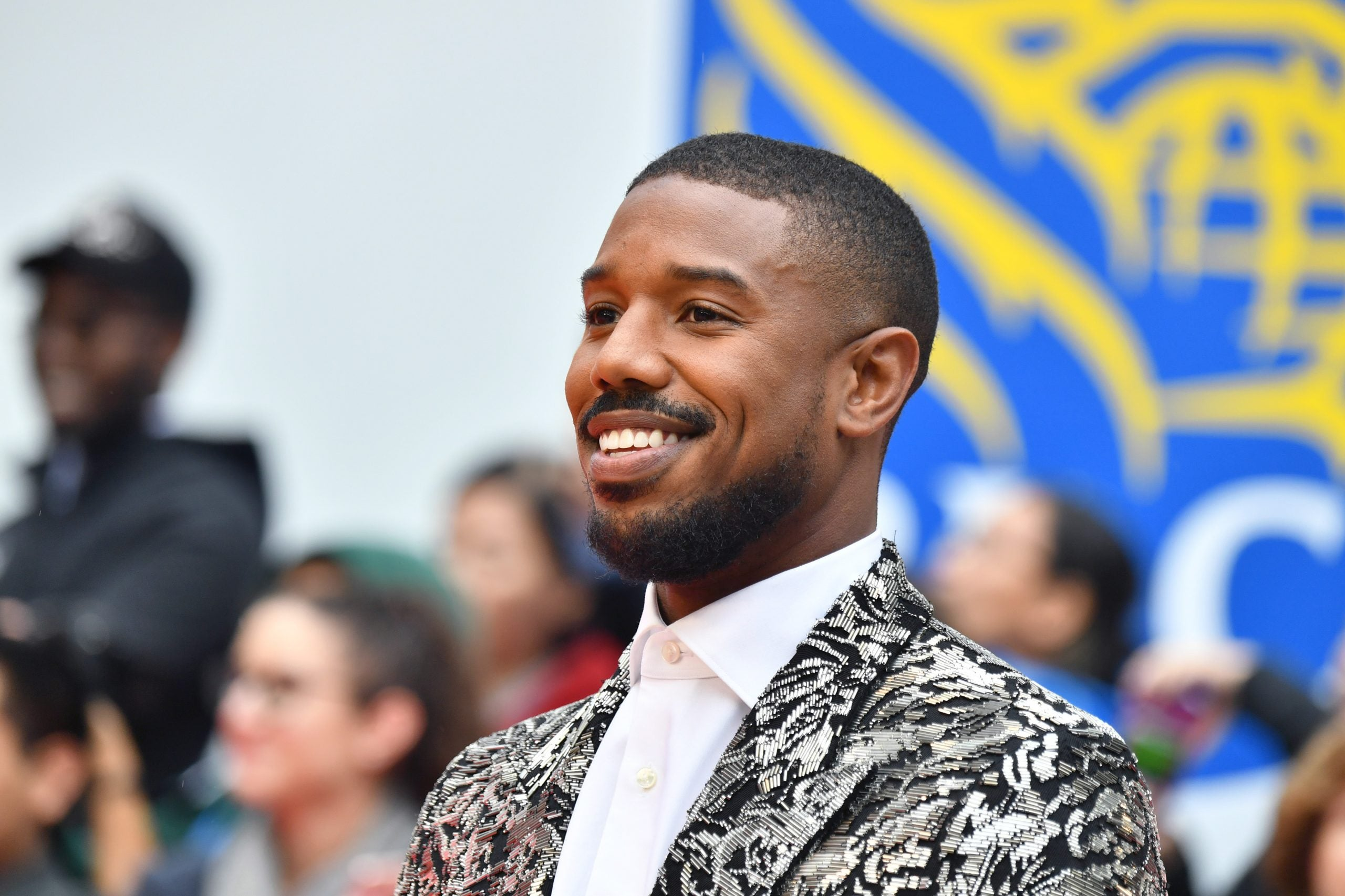 31 Sexy Photos Of Michael B. Jordan Looking So Good You Can't Help But Stare