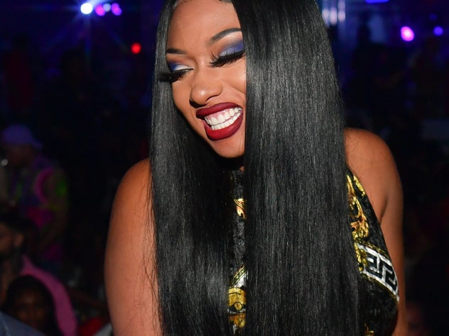 Megan Thee Stallion In The Running For Four Grammy Awards