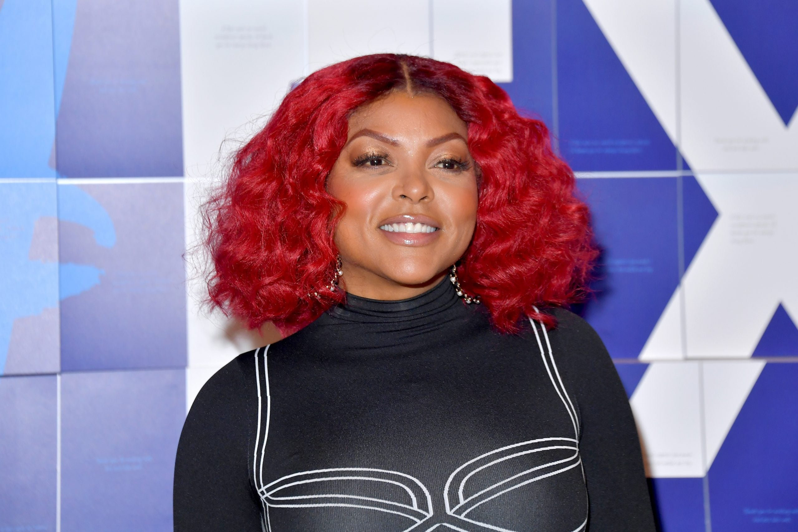 We Loved All The Ways Taraji P. Henson Rocked Red Hair In 2020