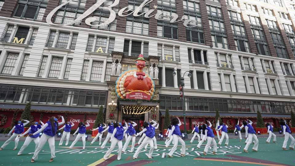 Macy's Called Zeta Phi Beta Sorority A 'Diverse Dance Group' During Their Historic Parade Appearance