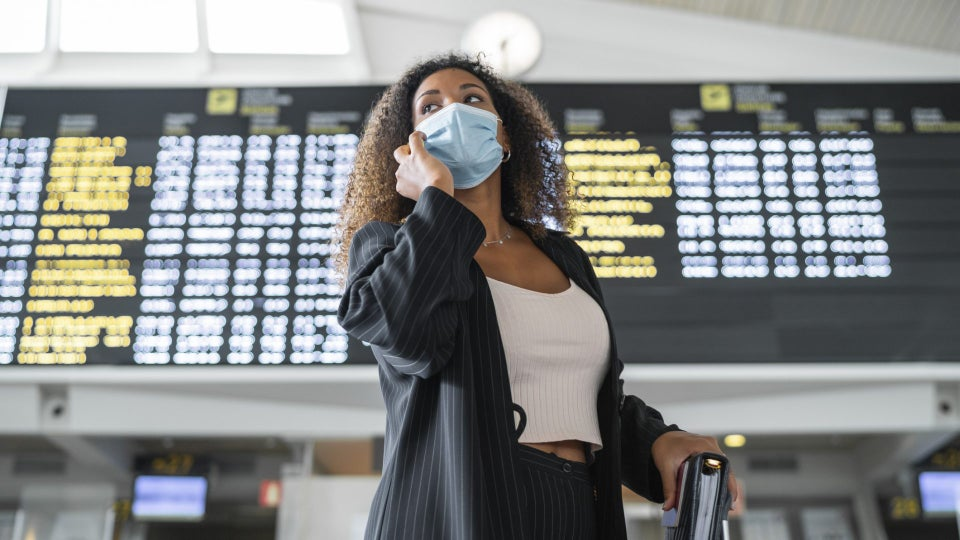 CDC Urges Americans Not to Travel for Thanksgiving