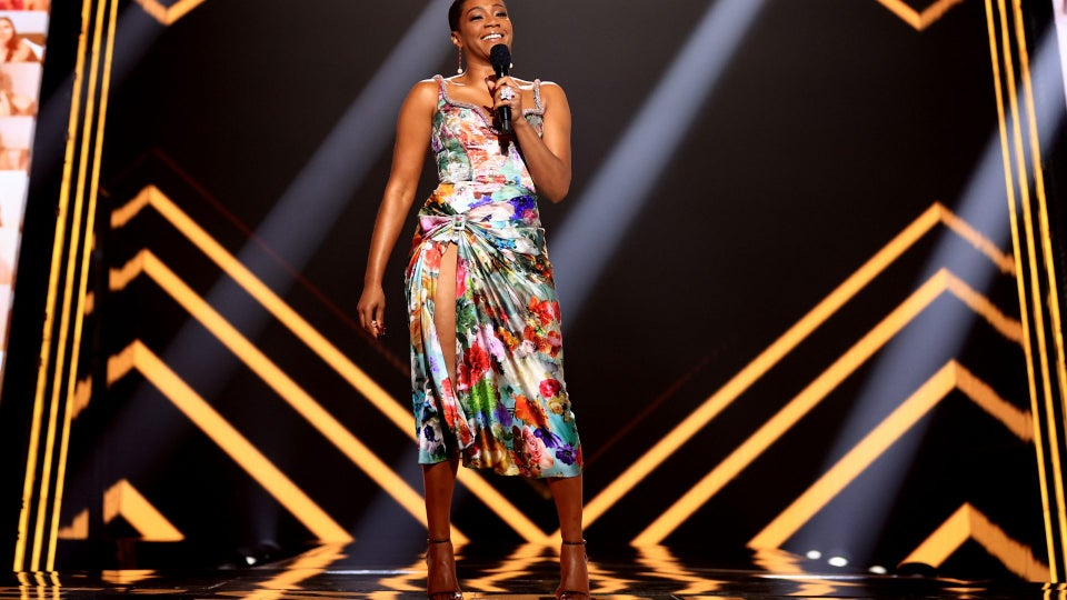We Love To See It! Tiffany Haddish Nominated For Grammy For 2019 Comedy Special, 'Black Mitzvah'