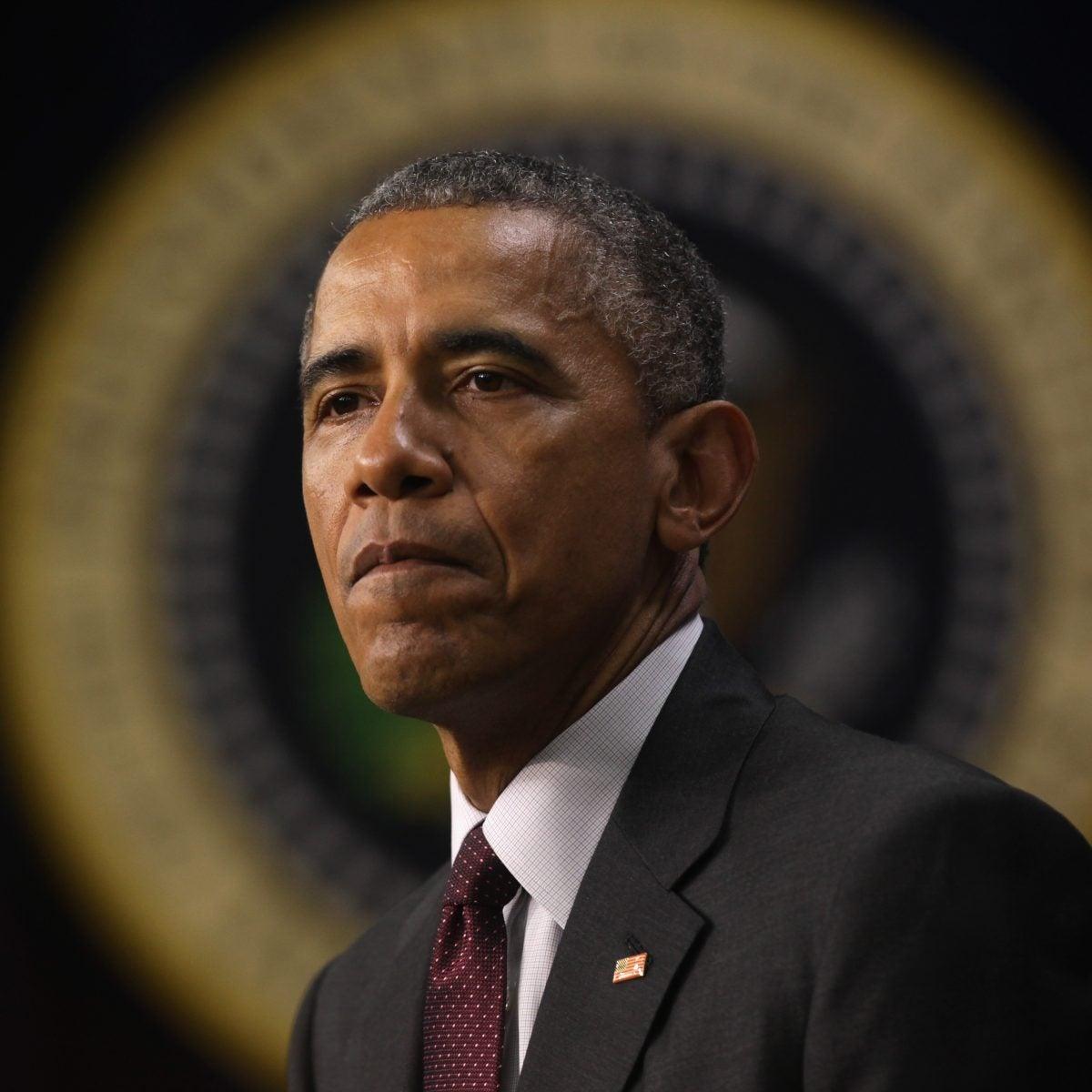 Barack Obama Calls MAGA Attack At U.S. Capitol 'A Moment Of Great Dishonor And Shame'