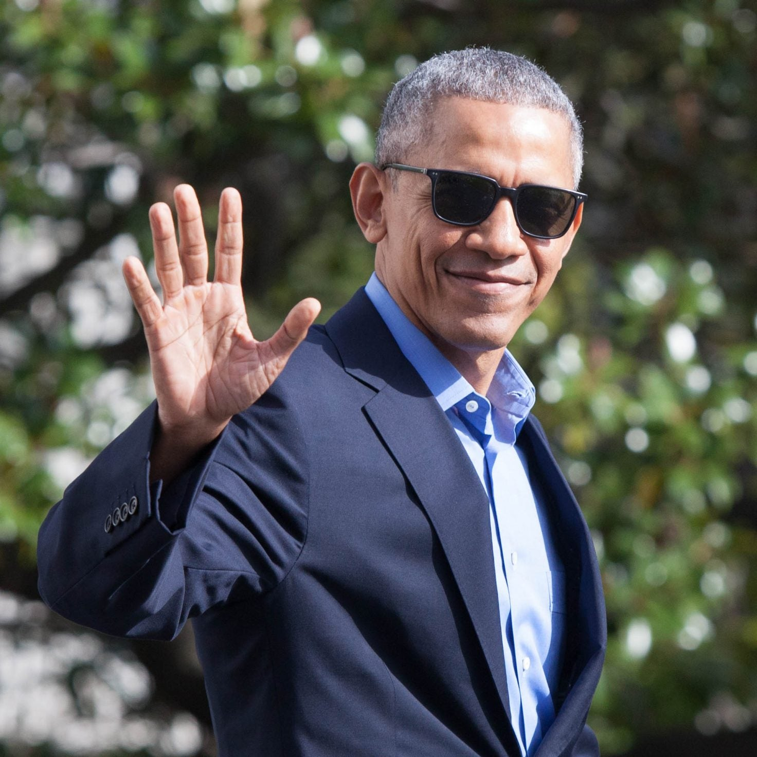 Barack Obama Criticizes 'Snappy' Defund The Police Slogan