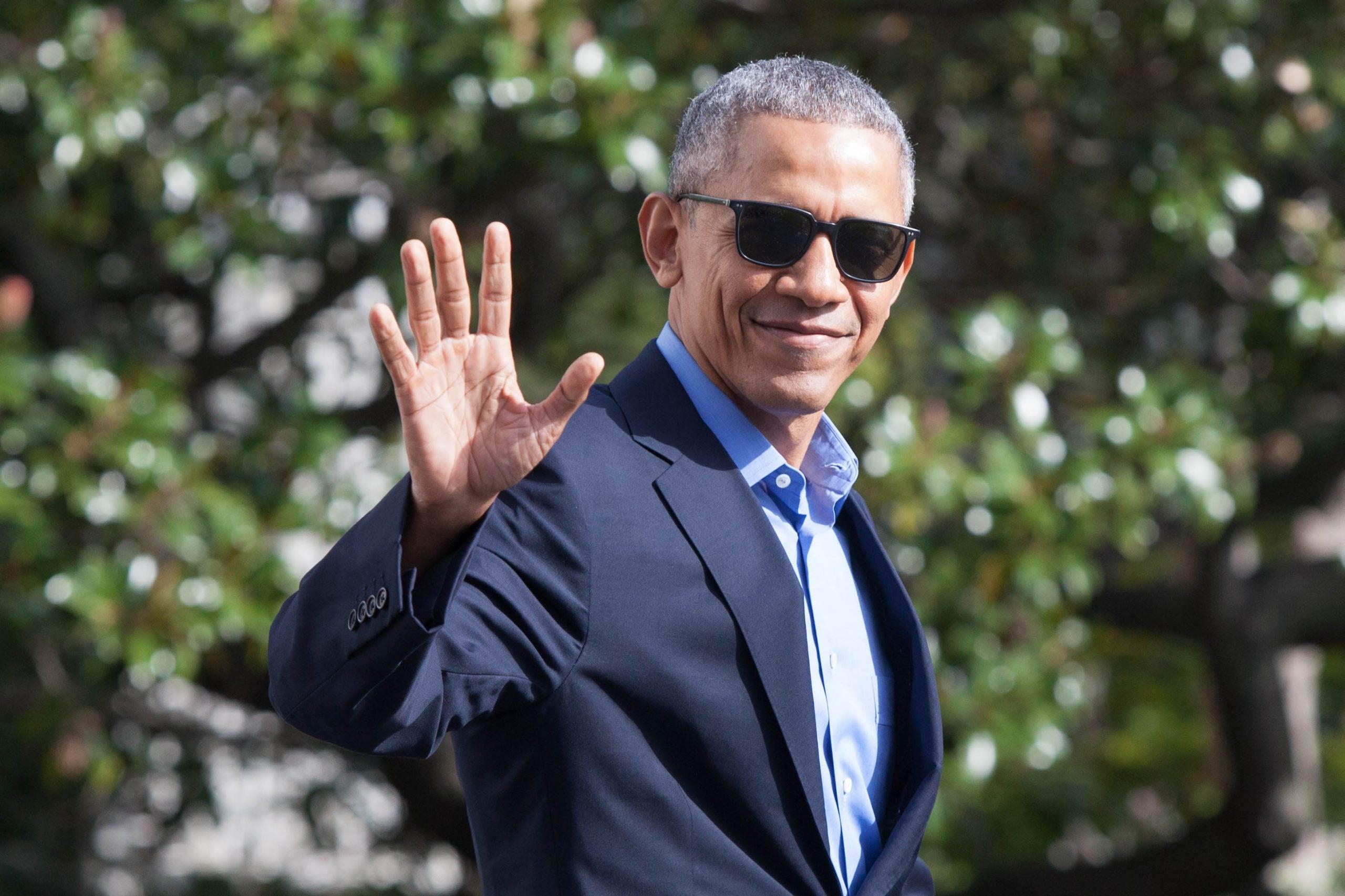 Barack Obama Criticizes 'Snappy' Defund The Police Slogan
