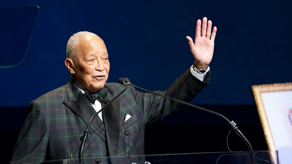 David Dinkins, The First Black Mayor of New York City, Passes at 93