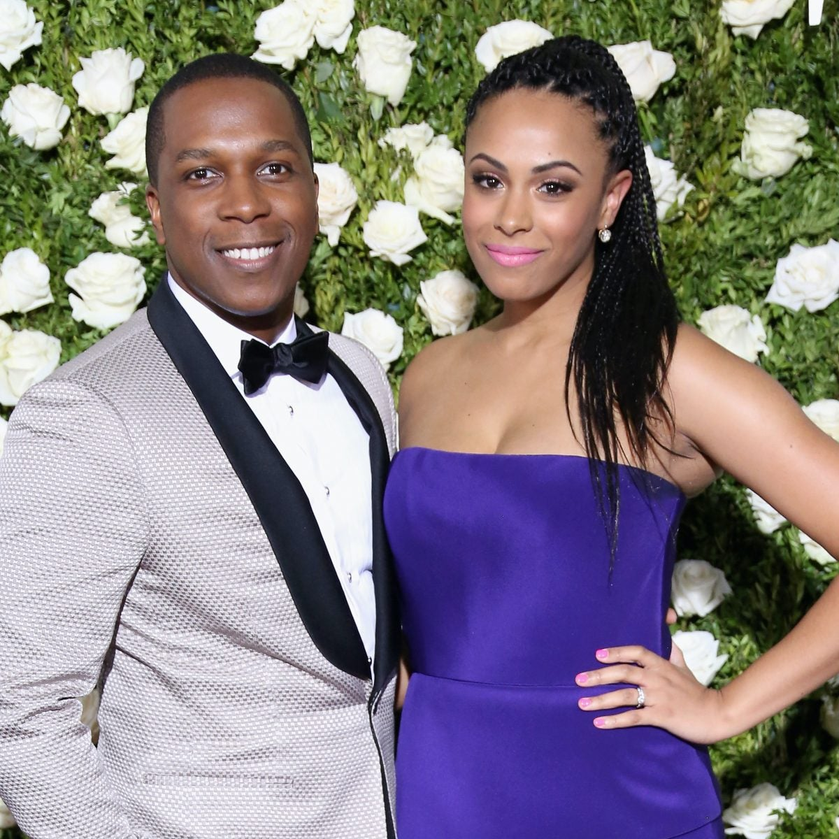 Actors Leslie Odom Jr. And Nicolette Robinson Announce Baby #2