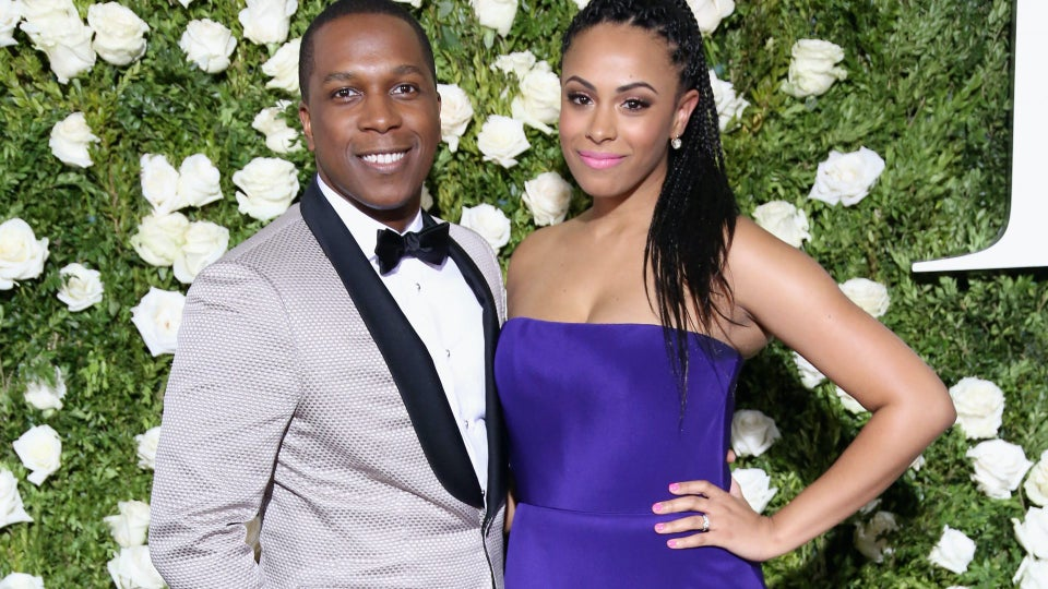 Actors Leslie Odom Jr. And Nicolette Robinson Are Expecting Their Second Child