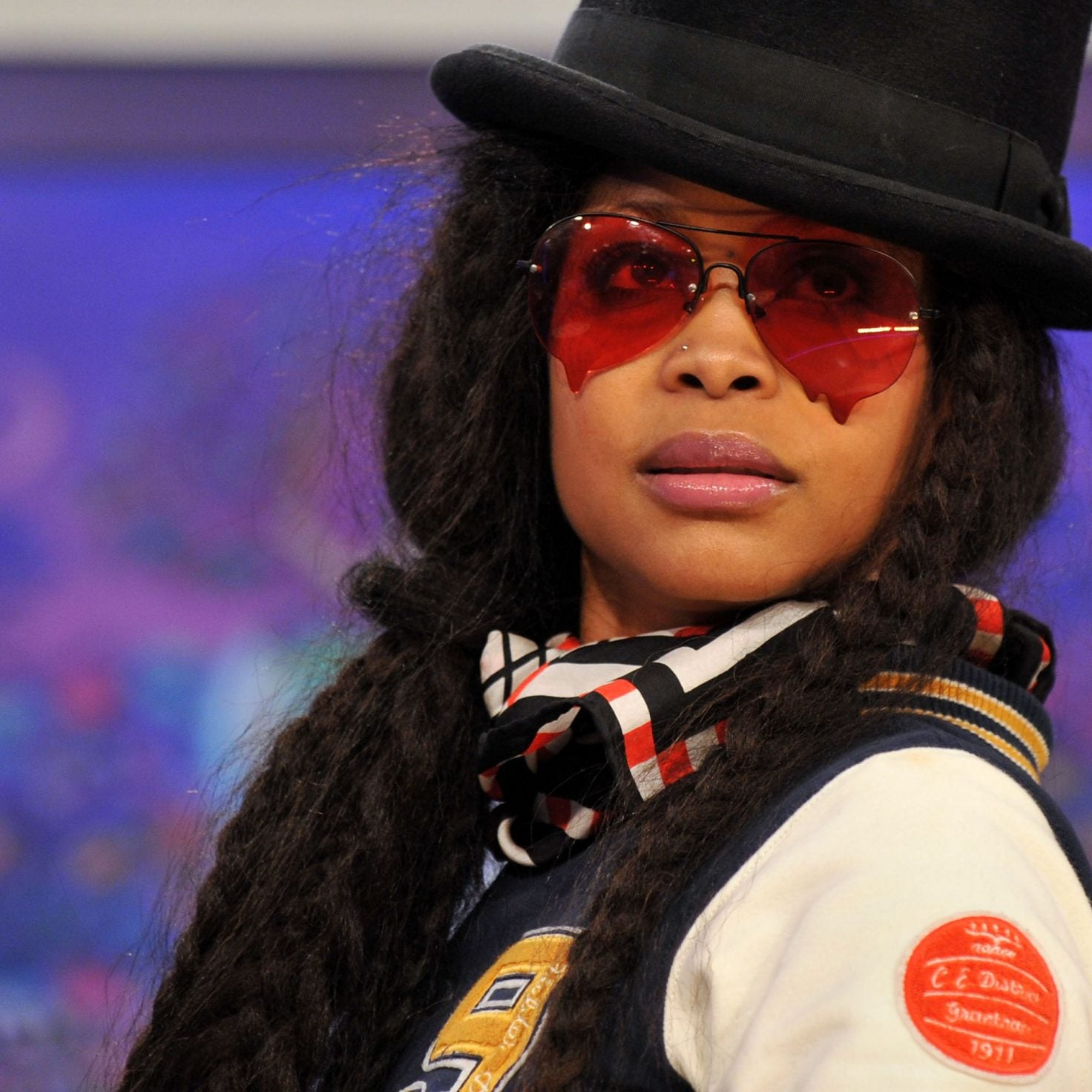 Erykah Badu Just Shared Her Confusing COVID-19 Results
