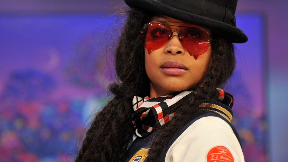 Erykah Badu Got Some Confusing COVID-19 Results